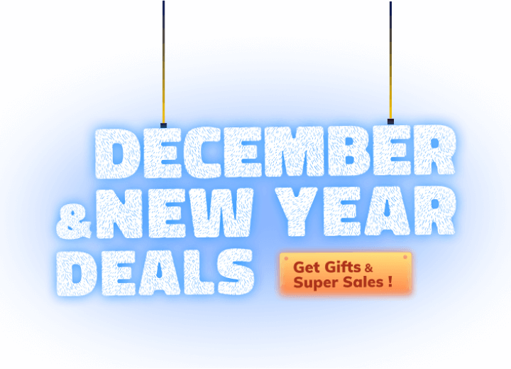 December & New Year Deals
