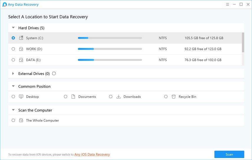 best windows data recovery tool