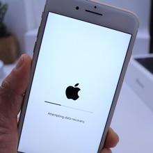 fix iphone stuck on attempting data recovery
