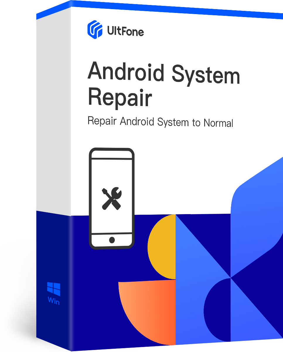 ultfone android system repair