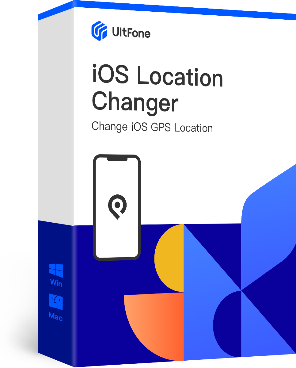 ultfone ios location changer