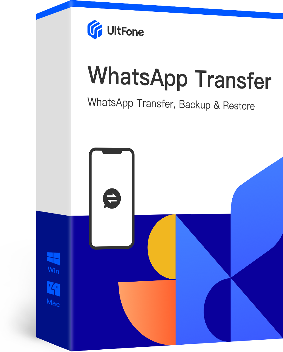 UltFone WhatsApp transfer