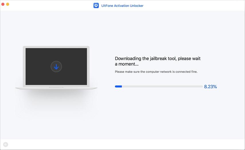 download jailbreak tool before removing icloud lock