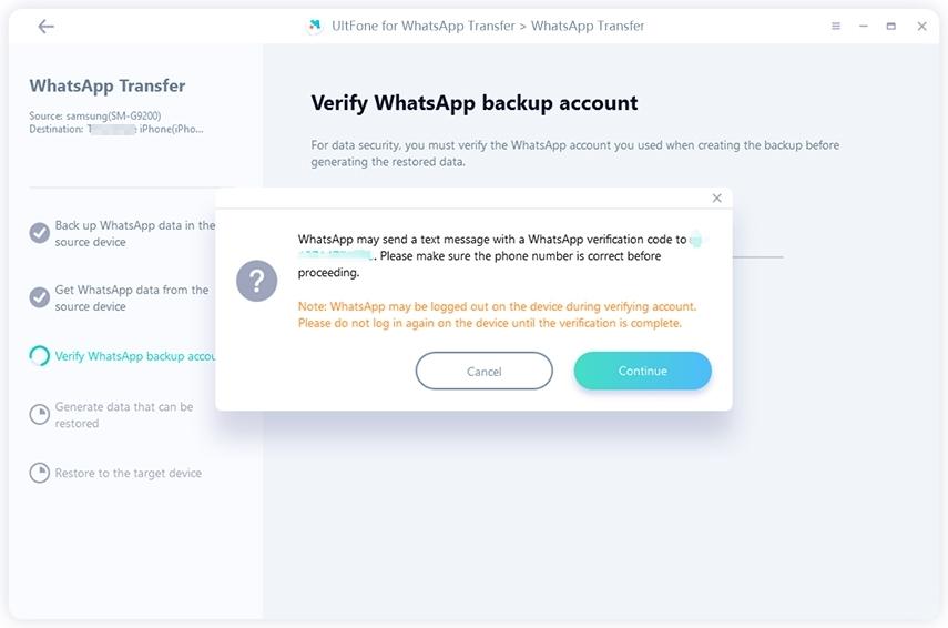 whatsapp Verifizierungscode