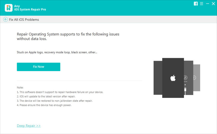 free ios system recovery software