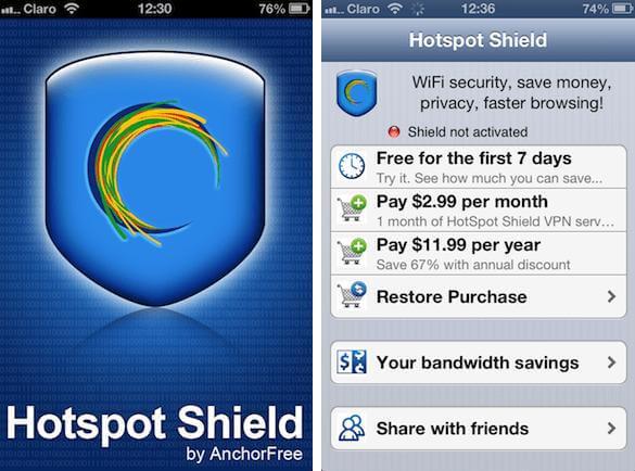 Free Iphone 5s 5c 5 4s 4 Vpn Free Iphone Vpn Apps