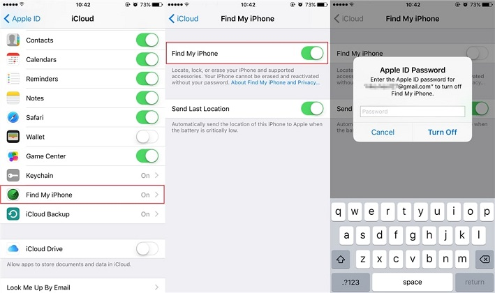 8 my ios iphone find password turn without jailbreak off How to