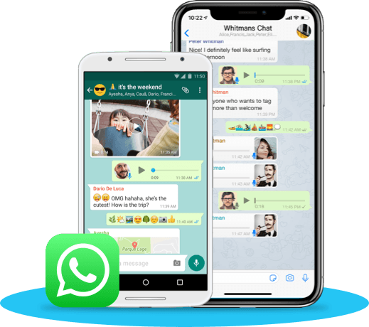 whatsapp transfer software